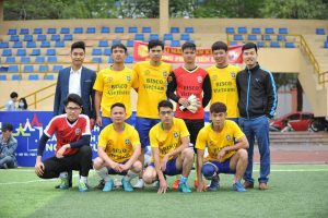 Giải VÔ ĐỊCH bóng đá các doanh nghiệp ngành cửa 3 miền năm 2019