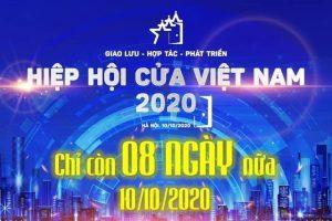 Đếm ngược HIỆP HỘI CỬA VIỆT NAM  2020 cùng Bisco