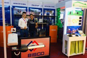 Bisco Việt Nam – Đồng hành cùng triển lãm Quốc Tế Xây Dựng Vietbuild Sài Gòn 2019